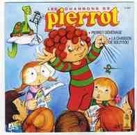 LES CHANSONS DE PIERROT - 1981 - RECTO VERSO - Enfants