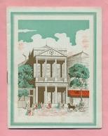 PROGRAMME  : THEÂTRE DES VARIETES - SAISON 1946 / 1947 : ET VIVE LA LIBERTE  Avec MILTON - JANE SOURZA - - Programs