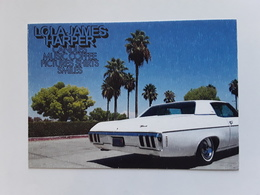 LOLA JAMES HARPER  ~~~   Carte Postale N°5  ~~   R/V  !! - Perfume Cards