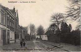 Nederbrakel - La Chaussée De Ninove - De Melkerij - 1905 - Brakel