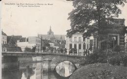 MECHELEN PONT GOTHIQUE A L'ENTREE DU BRUEL - Mechelen
