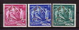91d * MALTA * WEIHNACHTEN 1964 * POSTFRISCH OHNE GUMMI ** !! - Malta
