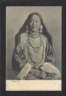 CPA Népal Types Tibet Non Circulé - Népal