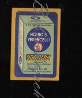 F32 CZECHOSLOVAKIA SOLO Match Works Export Vintage Export PERU - HONIG'S VERMICELLI Made By Honig's Mills Koog Aan Da Za - Boites D'allumettes - Etiquettes