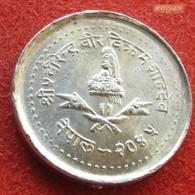 Nepal 5 Paisa 1988 KM# 1013 - Népal