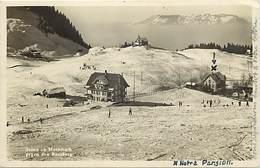 Pays Div- Ref R481-  Suisse -  Stoos Ob Morschack  - Carte Bon Etat  - - Suisse