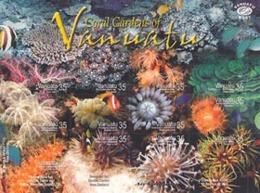 VANUATU 2005 - Jardins De Coraux - 12 V. - Vanuatu (1980-...)