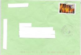 TIMBRE ADH.  N°  562  -   SAINTE CHAPELLE PARIS    -   2011  - AU TARIF -  SEUL SUR LETTRE - Poststempel (Briefe)