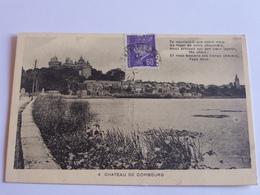 Chateau De Combourg - 1942 - Frankreich