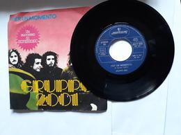 Gruppo 2001  -  Mercury    Anno 1975.  Per Un Momento - Nella Tua Mente Sono Lui - Disco, Pop