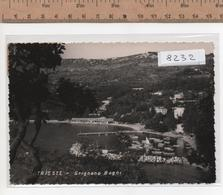 8232 TRIESTE GRIGNANO BAGNI - Trieste