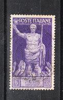 Italia   -   1937.  Bimillenario Augusteo.  50 C..  Ottima Centratura, Viaggito - 1900-44 Vittorio Emanuele III