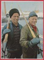 Flotteurs De Bois En Carélie. Finlande. Encyclopédie De 1970. - Vieux Papiers
