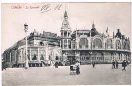 P83) Ostende, Le Kursaal, 1911 - Belgien