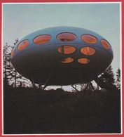 Maison De Weekend à Turenki Finlande. Encyclopédie De 1970. - Vieux Papiers