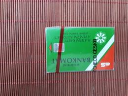 Phonecard Tjech Only 50.000 Ex Made  (Mint,Neuve) Rare - Czech Republic