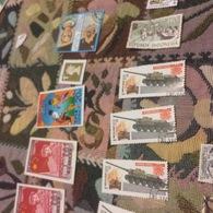 URSS CARRO ARMATO - Francobolli
