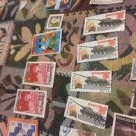 URSS CARRO ARMATO - Timbres