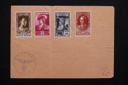 ALLEMAGNE - Timbres De La Wapen SS  En 1943 Sur Enveloppe - L 23365 - Germany