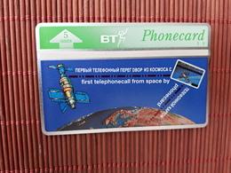 Phonecard Private UK 328 D (Mint,Neuve) Rare - BT Overseas Issues