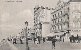 CPA - AK Knocke Sur Mer Zoute Knokke Digue Grand Hotel Kursaal A Heist Zeebrugge Blankenberge Mariakerke Oostende Brugge - Knokke