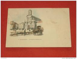 CHARLEROI -  Eglise St Christophe  - 1905 - - Charleroi