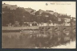 +++ CPA - NAMUR - Pont De Jambes Et Citadelle - Nels   // - Namur
