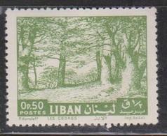 LEBANON Scott # 365 MH - Small Spot Of Missing Gum - Lebanon