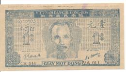 VIETNAM   P. 9c 1 D 1947 VF - Vietnam