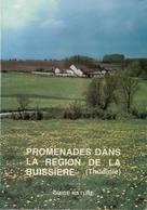 La Buissière ( Thudinie) Promenades Dans La Région De La Buissière. Guide Nature. 1989 - Belgium