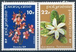 Y&T  N° 128-129 ** Flore - Polynésie Française