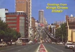 Australia - Sidney - Greetings From Kings Cross - Viaggiata - Non Classés