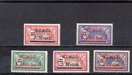 MEMEL 1922 * - Memel (Klaïpeda)