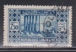 LEBANON Scott # 129 Used - Lebanon