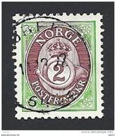 Norwegen, 1992, Mi.-Nr. 1108, Gestempelt - Gebraucht