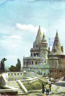 Ungheria - Budapest - A Halaszbatya Die Fischerbastei - Viaggiata - Hungary