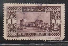 LEBANON Scott # 120 Used - Lebanon