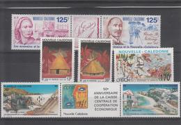 NOUVELLE CALEDONIE   POSTES 1991 PETIT LOT NEUFS XX - Nouvelle-Calédonie