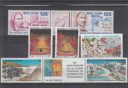 NOUVELLE CALEDONIE   POSTES 1991 PETIT LOT NEUFS XX - New Caledonia