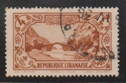 LEBANON Scott # 125 Used - Lebanon