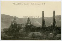 Algrange - Lot 4 Cpa - Frankreich
