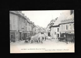 C.P.A. DE LA MURE 38 - La Mure