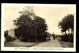 57 - SARRALBE (Moselle) - Entrée De L'Annexe De Saltzbronn Et Des Salines - Sarralbe