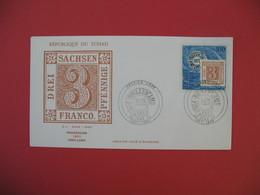 FDC 1971 République Du Tchad - Philexocam - Fort-Lamy - Tchad (1960-...)