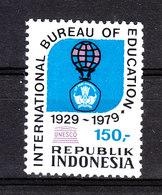 Indonesia - 1979. Unesco. MNH - UNESCO