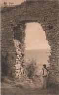 CPA - AK Yvoir Ruines De Poilvache Breche Des Patriotes A Anhée Houx Evrehailles Crupet Bouvignes Sur Meuse Dinant Namur - Yvoir
