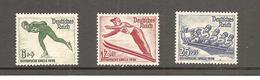 1936 Jeux Olympiques De Garmich-Partenkirchen :série Neuve,sans Charnières - Winter 1936: Garmisch-Partenkirchen