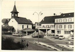 LAUSANNE CHESEAUX Hotel De La Gare Auto - VD Vaud