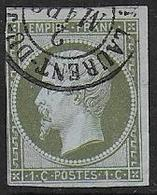 Napoléon N° 11 Oblitéré - Cote : 90 € - 1853-1860 Napoléon III