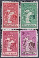 Vietnam Du Sud N° 177 / 80  XX Réarmement De La Jeunesse, Les 4 Valeurs  Sans Charnière  TB - Viêt-Nam